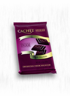 CACHET 300G DARK CHOCOLATE