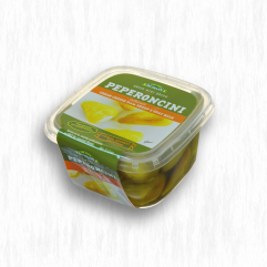 DITTMANN'S GREEN PEPERONCINI STUFFED W/ CREME CHEESE