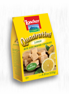 LOACKER QUADRATINI LEMON
