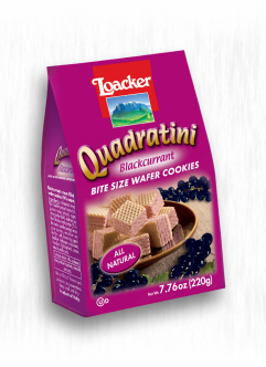 LOACKER QUADTRATINI BLACK CURRANT