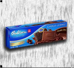 BAHLSEN CHOCO LEIBNIZ DOUBLE CHOC