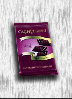 CACHET 300G DARK CHOCOLATE