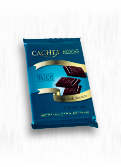CACHET 300G EXTRA DARK CHOCOLATE