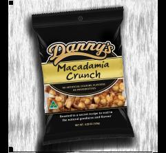 DANNY'S MACADAMIA NUT CRUNCH BAG