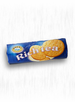 PALLY RICH TEA BISCUITS